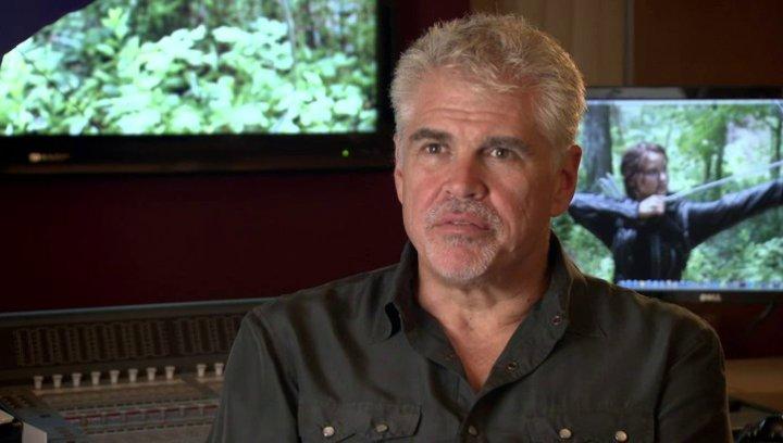 GARY ROSS -Regisseur- über das Casting - OV-Interview Poster