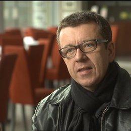 Peter Morgan (Drehbuch) über die Idee für das Drehbuch - OV-Interview Poster