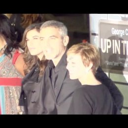 Filmpremiere in Los Angeles (mit George Clooney) - Sonstiges Poster