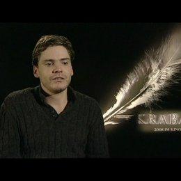 Interview mit Daniel Brühl (Tonda) Poster