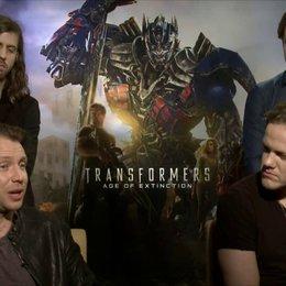 Imagine Dragons - Musiker - über die Zusammenarbeit mit Steve Jablonsky und Hans Zimmer - OV-Interview Poster
