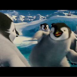 Happy Feet 2 - Trailer Poster