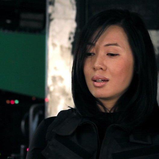 Yu Nan -Maggie- über ihr Casting für den Film - OV-Interview Poster