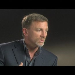 Interview mit Daniel Craig (James Bond) - OV-Interview Poster