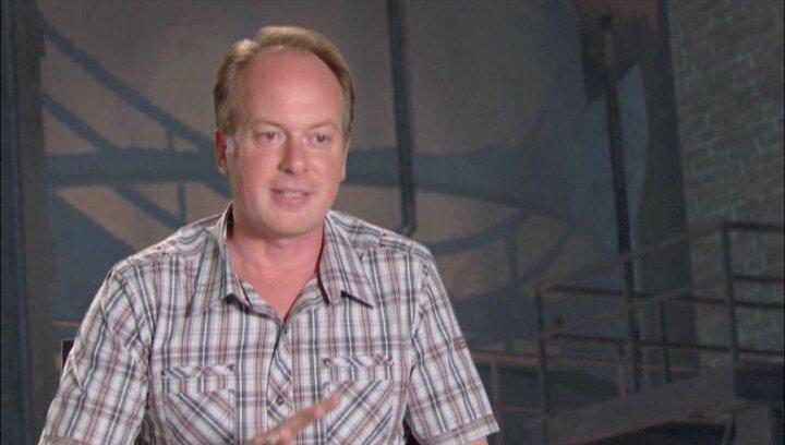 TOM McGRATH / Regisseur ueber MEGAMIND als Superhelden-Film - OV-Interview Poster