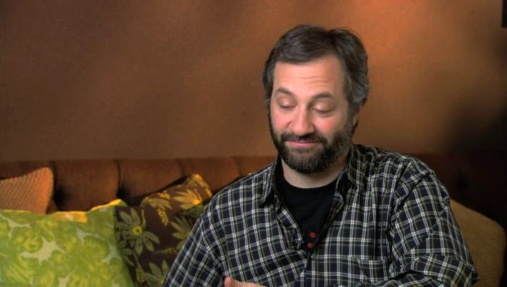 Judd Apatow über die Prämisse des Films - OV-Interview Poster