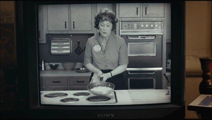 Julia Child in ihrem Element - Szene Poster