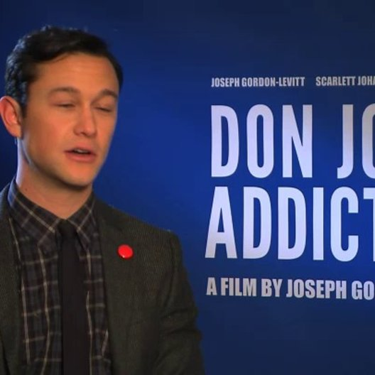 Joseph Gordon-Levitt über Jons Pornosucht 1 - OV-Interview Poster