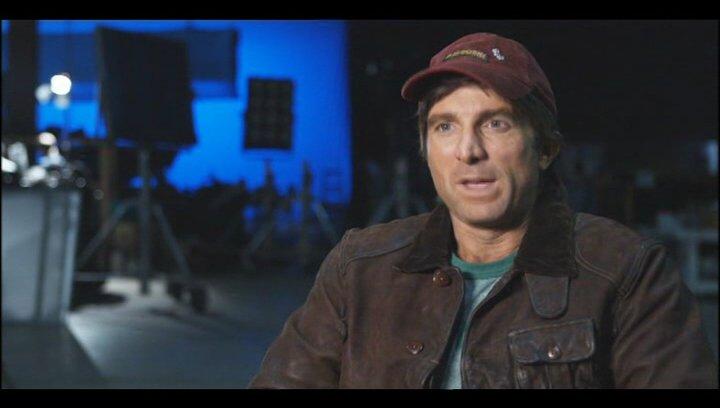 "Sharlto Copley - ""Murdock"" über Joe Carnahan - OV-Interview Poster"