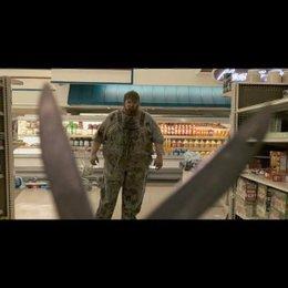 Zombiejagd im Supermarkt - Szene Poster