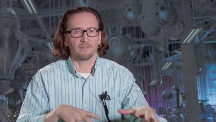 PHIL CAPTAIN 3D McNALLY / Stereoscopic Supervisor / ueber die 3D-Technik des Films - OV-Interview Poster