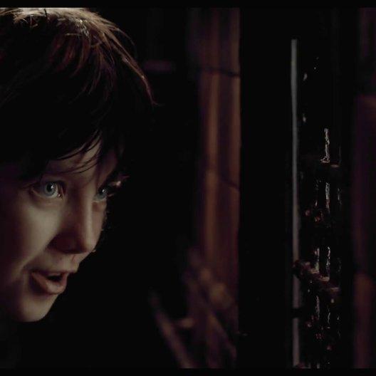 Hugo Cabret (BluRay-/DVD-Trailer) Poster