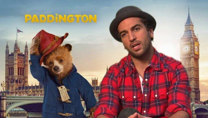 Elyas Mbarek - Stimme von Paddington - über die Story von Paddington - Interview Poster