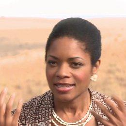 Naomie Harris - Winnie Madikizela - über die Zusammenarbeit mit Justin Chadwick - OV-Interview Poster