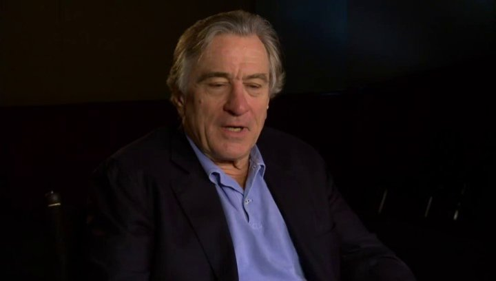 Robert de Niro -Don- darüber wie er zu dem Film kam - OV-Interview Poster