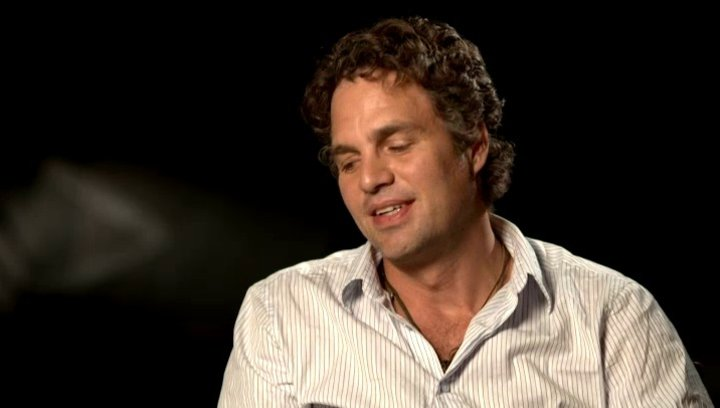 Marc Ruffalo - Bruce Banner - The Hulk was die Zuschauer vom Film mitnehmen sollten - OV-Interview Poster