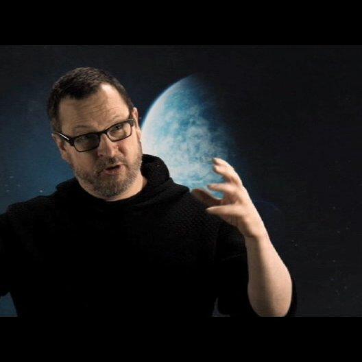 Lars von Trier über Melancholia als Katastrophenfilm - OV-Interview Poster