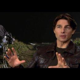Tom Cruise über die Stunts im Film - OV-Interview Poster