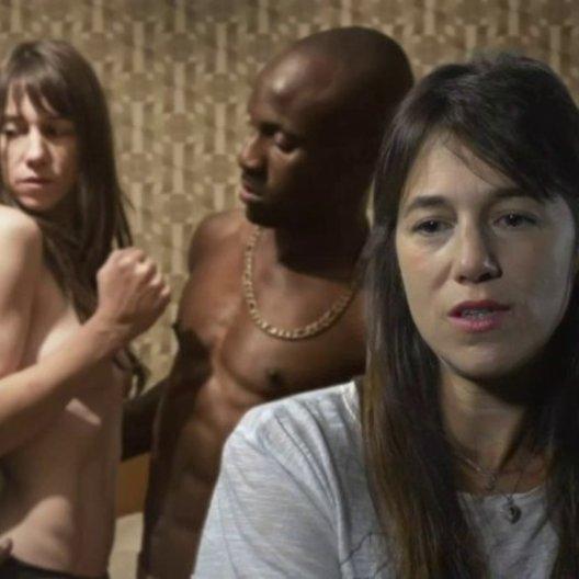 CHARLOTTE GAINSBOURG - Joe - wie es ist, sich selbst beim Sex auf der Leinwand zu sehen - OV-Interview Poster