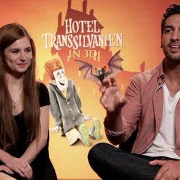 Elyas und Josefine über den Humor und den Look - Interview Poster