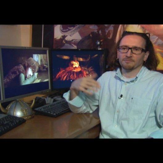 PHIL 'CAPTAIN 3D' MCNALLY - 3D Supervisor über 3D als großartiges Erlebnis - OV-Interview Poster