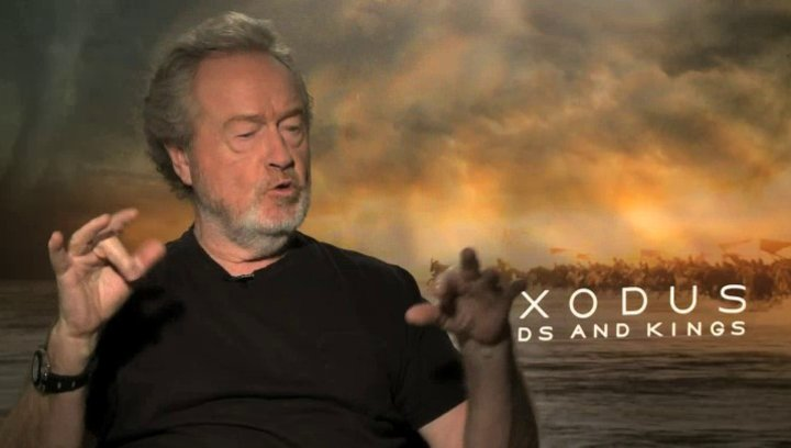 Ridley Scott - Featurette Poster