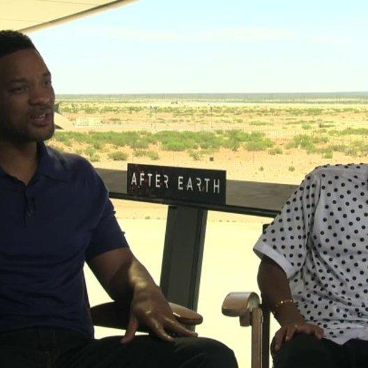 Will Smith darüber was den Film auszeichnet - OV-Interview Poster