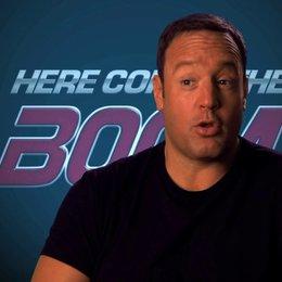 Kevin James über die Ausgangssituation seiner Figur - OV-Interview Poster