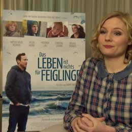 Rosalie Thomass darüber, was sie am Film gereizt hat - Interview Poster