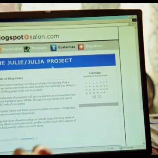 Julie & Julia - Trailer Poster