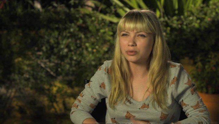 Tavi Gevinson - Cloe - darüber, wie die Regie von Nicole Holofcener funktioniert - OV-Interview Poster