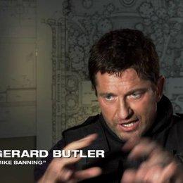 Gerard Butler über das Projekt 2 - OV-Interview Poster
