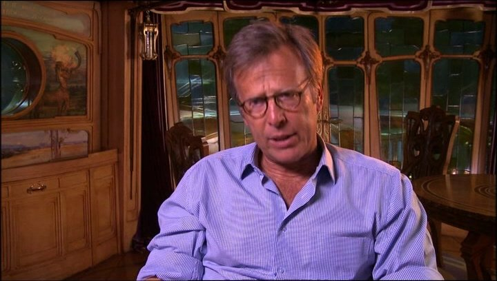 Mark Johnson über das Schiff Morgenröte - OV-Interview Poster