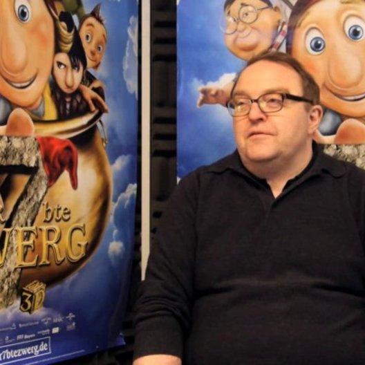 Gustav Peter Wöhler über die Zwerge 7 - Interview Poster