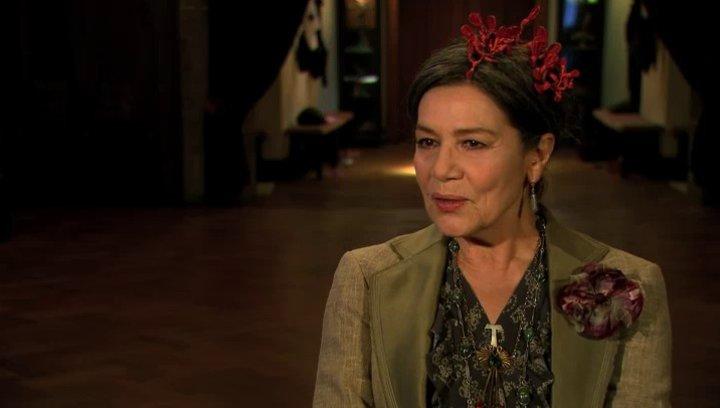 Hannelore Elsner über die Geschichte - Interview Poster