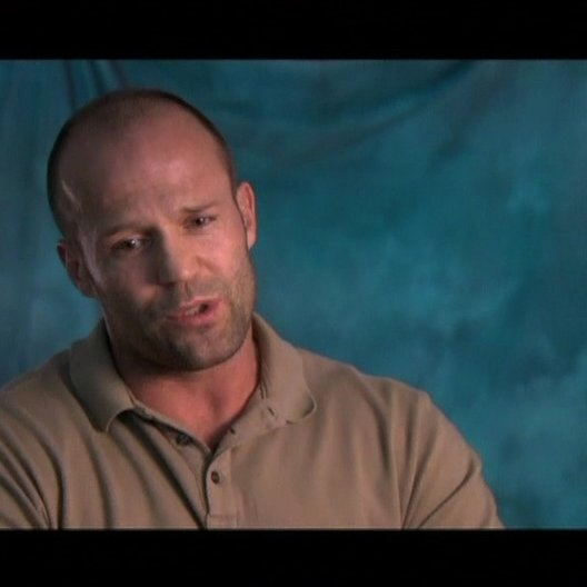 Interview mit Jason Statham (Frank Martin) - OV-Interview Poster