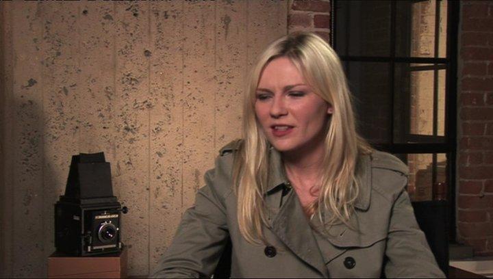 Kirsten Dunst - OV-Interview Poster