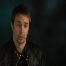 "Sam Rockwell - ""Darwin"" - OV-Interview Poster"