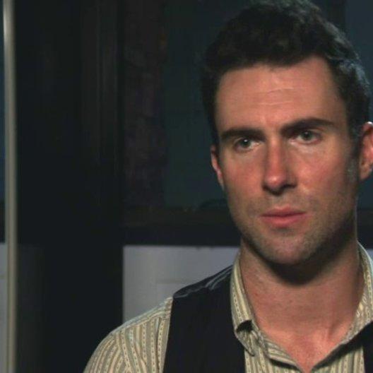 Adam Levine - Dave - über die Geschichte - OV-Interview Poster