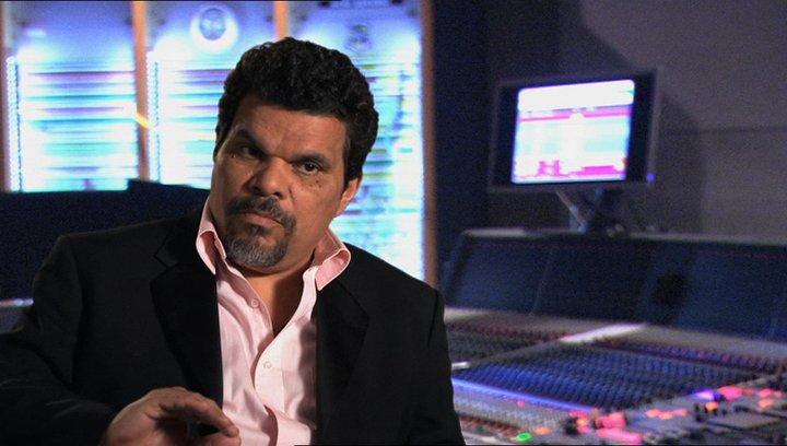 Luis Guzmán - Angelo - darüber, wie er zu Turbo kam - OV-Interview Poster