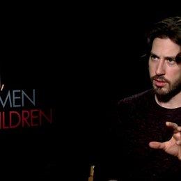 Jason Reitman - Regisseur - darüber was ihn mit der jüngeren Generation verbindet - OV-Interview Poster