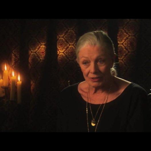 Vanessa Redgrave über die Frage nach der Autorenschaft - OV-Interview Poster