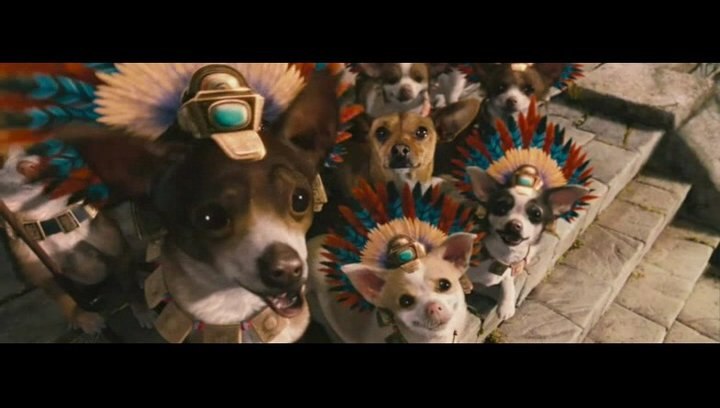 Beverly Hills Chihuahua - Trailer Poster