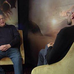 Noah Gordon und Philipp Stölzl im Gespräch über die Charaktere - Interview Poster