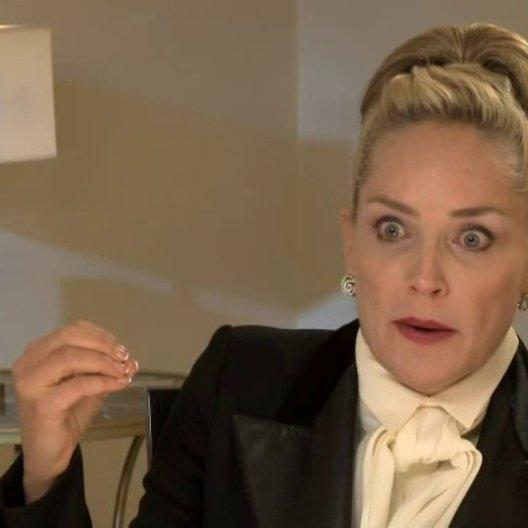 Sharon Stone - Dr Parker - über die Geschichte des Films (2) - OV-Interview Poster