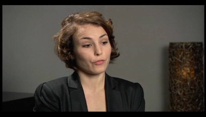 Noomi Rapace über Lisbeths Freunde und Feinde - OV-Interview Poster