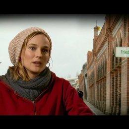 Diane Kruger - Gina - über die Dreharbeiten in Berlin - OV-Interview Poster
