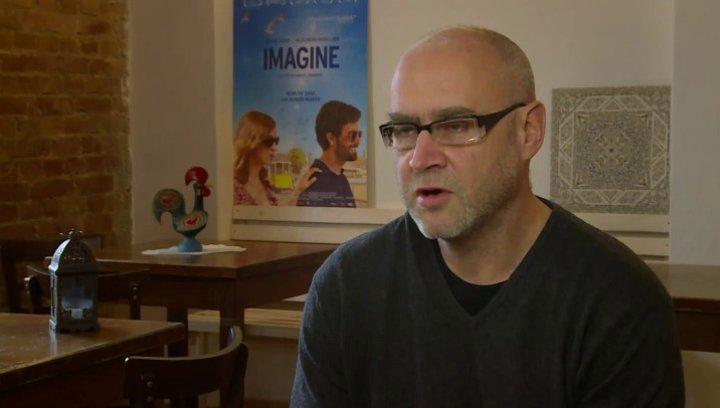 Andrzej Jakimowski - Regisseur - über die Psychologie blinder Menschen und die Bedeutung der Liebesgeschichte - OV-Interview Poster