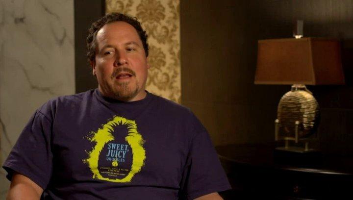 Jon Favreau - Happy Hogan - über die Rückkehr als Happy Hogan - OV-Interview Poster