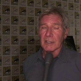 Harrison Ford über seine jungen Schauspielerkollegen - OV-Interview Poster